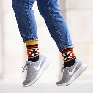 ColorCool - Colorcool Women's Colored Socks (1)